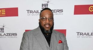 Marvin Sapp - BMI Trailblazers 2017