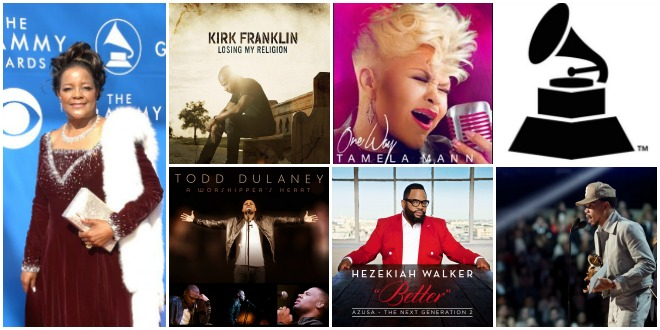 THE 2017 GRAMMY WINNERS: GOSPEL SPOTLIGHT