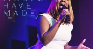 "LE'ANDRIA JOHNSON DELIVERS A HIT PERFORMANCE OF ""NEVER WOULD HAVE MADE IT"""