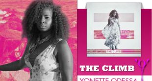 """THE CLIMB"" by Yonette Odessa – Available Everywhere Digitally !!!"