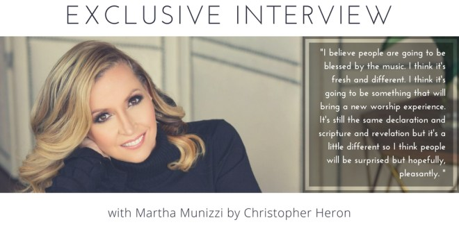 Martha Munizzi talks about her personal likes, recess from recording & passion for pastoring.