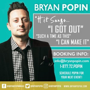Bryan Popin Booking Info