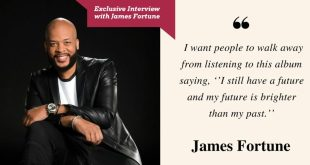 Interview with James Fortune 2017