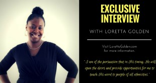 Interview with Loretta Golden 2017 by Christopher Heron