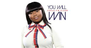 "Jekalyn Carr Releases Full Length, Video Performance Of ""YOU WILL WIN 