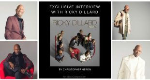 Exclusive Interview with Ricky Dillard by Christopher Heron (2017)