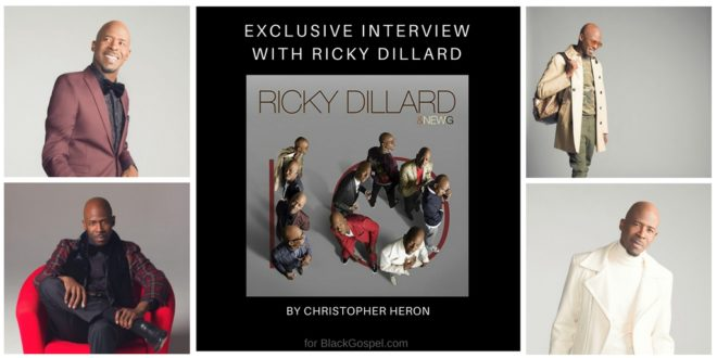 Ricky Dillard shares on his gospel roots, pastoring, TEN collabs & more! | @RickyDillard