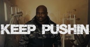 "Keith ""Wonderboy"" Johnson says ""Keep Pushin."" New CD Drops FEB 2018 