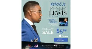 "Kenny Lewis & One Voice ""REFOCUS"" Holiday Sale"""