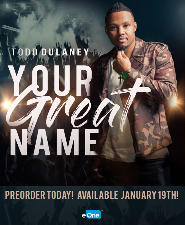 New Music Available Now !! Worship Artist – TODD DULANEY  !!! |  @ToddDulaney