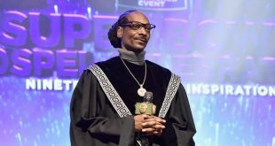 SNOOP DOGG TO RELEASE NEW ALBUM BIBLE OF LOVE