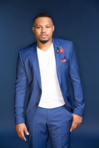 """Todd Dulaney discusses his transition from a retired professional baseball player to singing gospel, about recent accolades and """"Your Great Name."""" 
