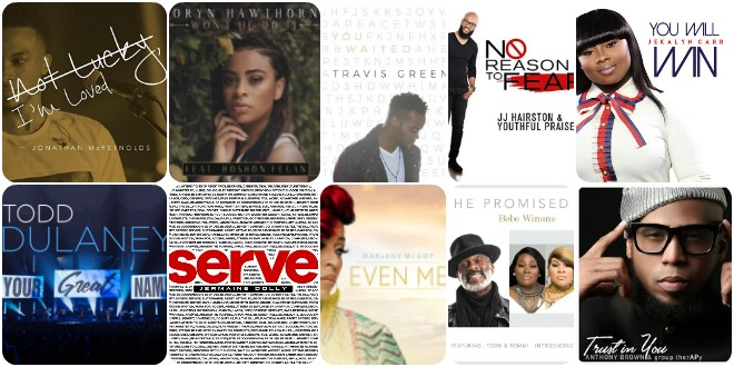 Hot Gospel Songs - April 2018