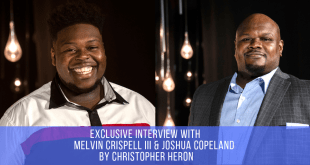 Interview - Melvin Crispell III & Joshua Copeland (Sunday Best Finalists)