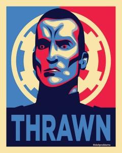 """""""Grand Admiral Thrawn"""" print"""