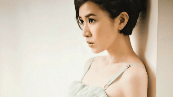 Charmaine Sheh - From nostalgic beauty to trendy short hair
