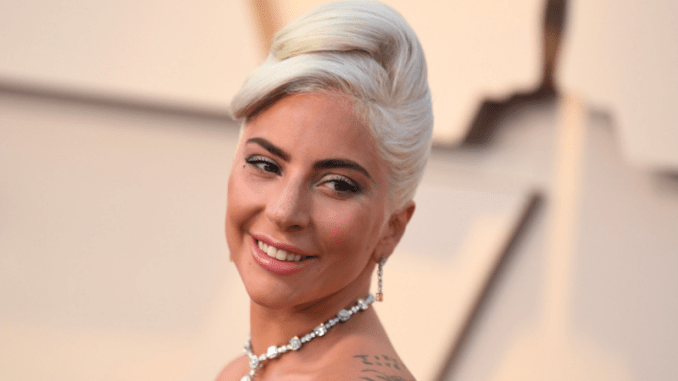 "Lady Gaga appeared on the Oscar red carpet of 2019 in a hairstyle inspired by ""movie legend"" Audrey Hepburn"