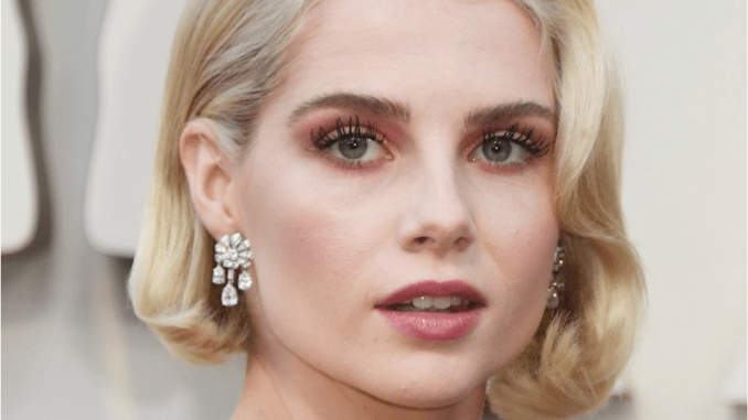 "Makeup style with nude lipsticks ""occupies"" the red carpet Oscars 2019"