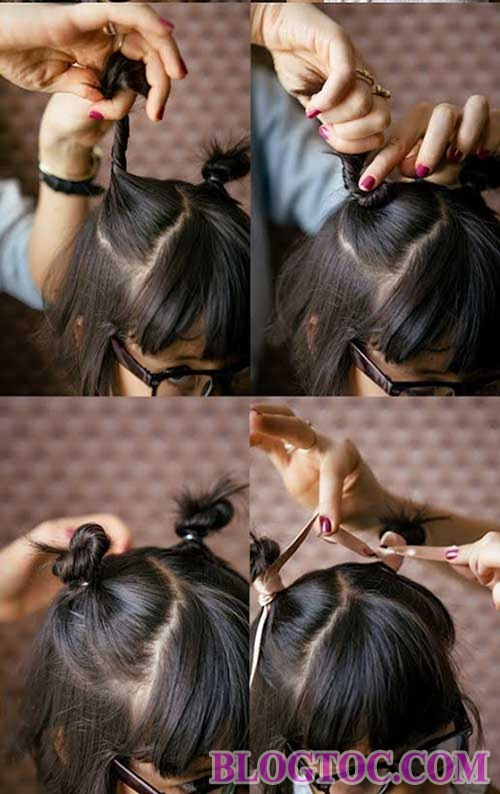 Beauty for girls with impressive hairstyles and things to note 1