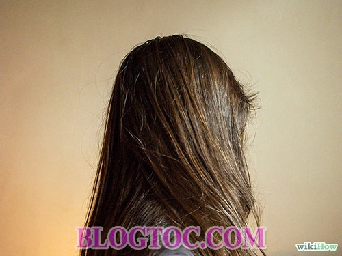 Simple home hair care method that a girlfriend should know to have beautiful long hair 2