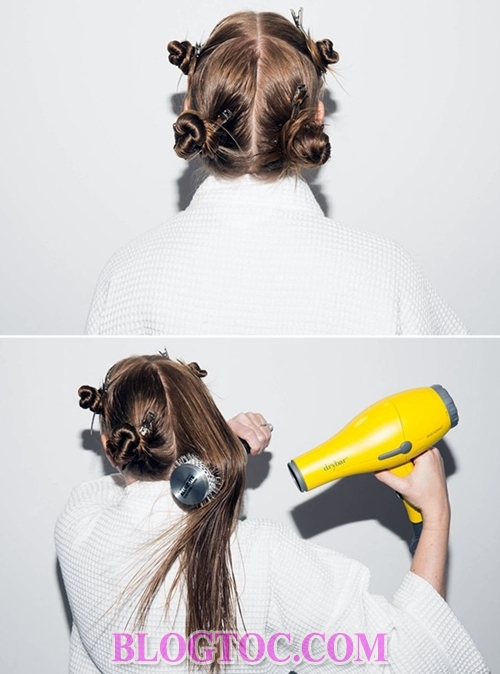 The most effective and least expensive ways to use a hair dryer 10