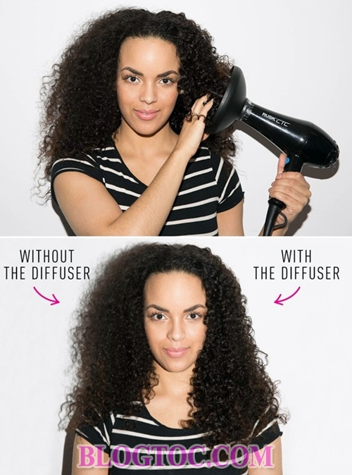 The most effective and least expensive ways to use a hairdryer 9