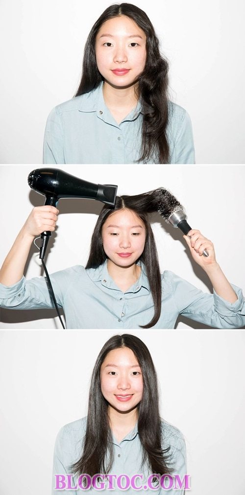 The most effective and least expensive ways of using a hairdryer 12