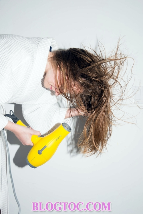 The most effective and least expensive ways to use a hair dryer 15