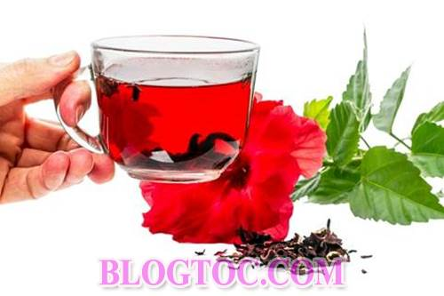 Uses and uses hibiscus flowers in hair beauty 3