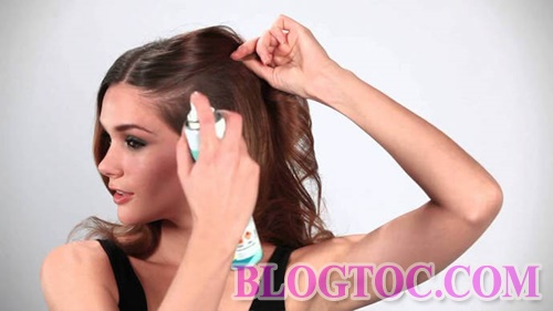 What is dry shampoo - How to properly use and choose a dry shampoo 2