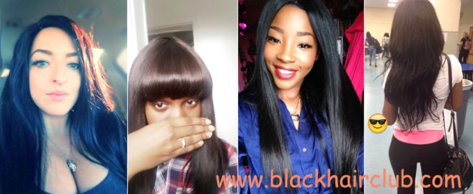 Luxy hair extensions after washing hairsstyles aliexpress luxy hair peruvian straight extension review pmusecretfo Choice Image
