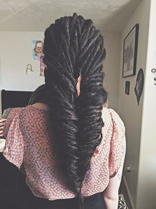 15 Simple And Stunning Fishtail Braid Styles