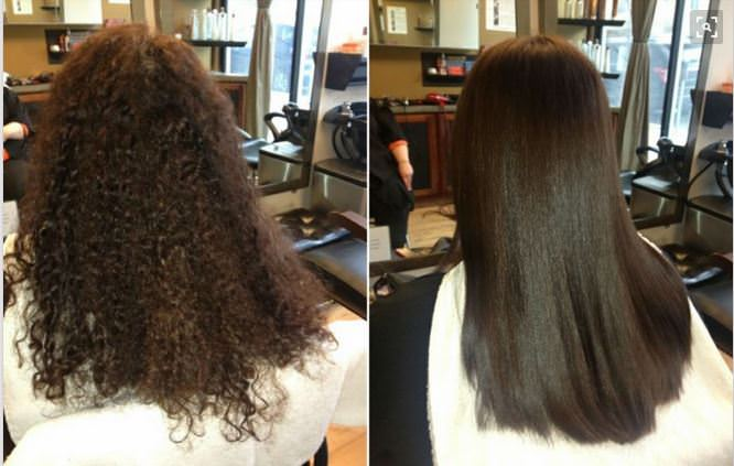 8 Questions About Keratin Treatments Answered Black