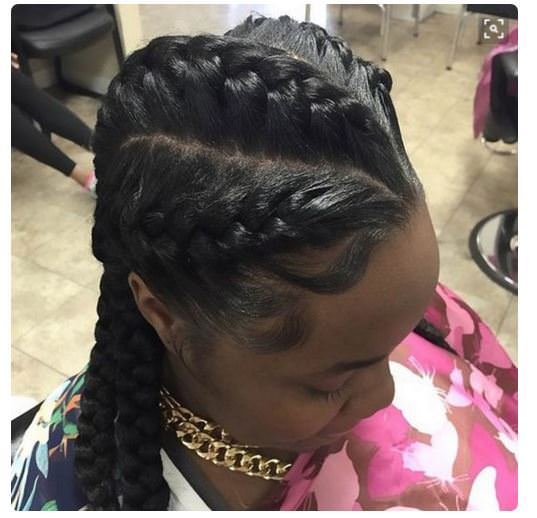 25 Examples Of Goddess Braids You Can Choose From For Your