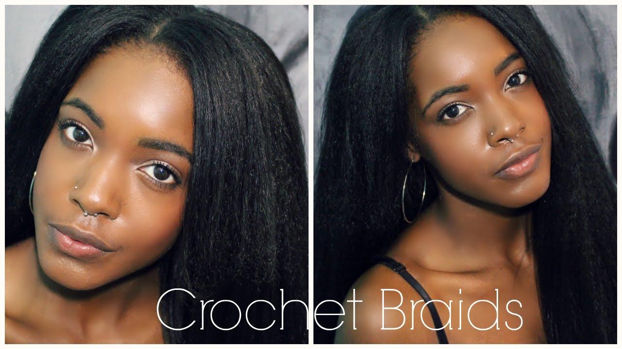 The Most Natural Looking Vixen Crochet Braids Video