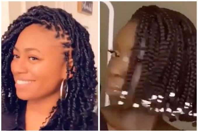 braided hairstyles compilation for black women - natural