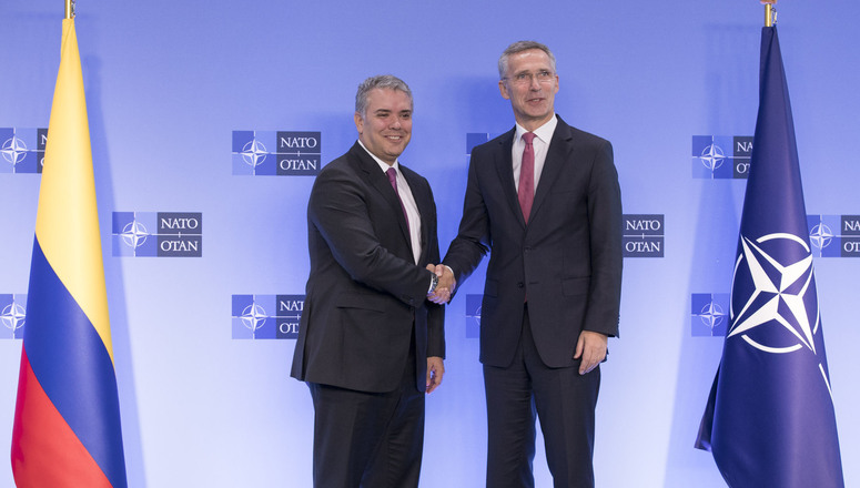 Colombia chooses imperialism over International Cooperation