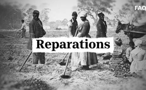 Asheville, NC uses fake reparations to fight African liberation