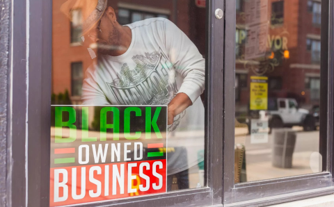 Black-owned businesses don't matter to poor and working Colonized people