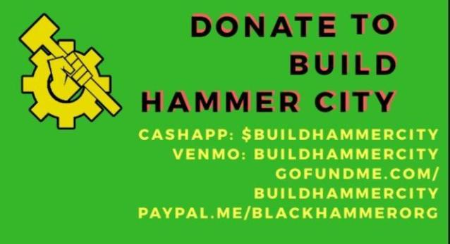 donate to build hammer city