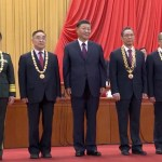 Socialism cures COVID, China issues awards