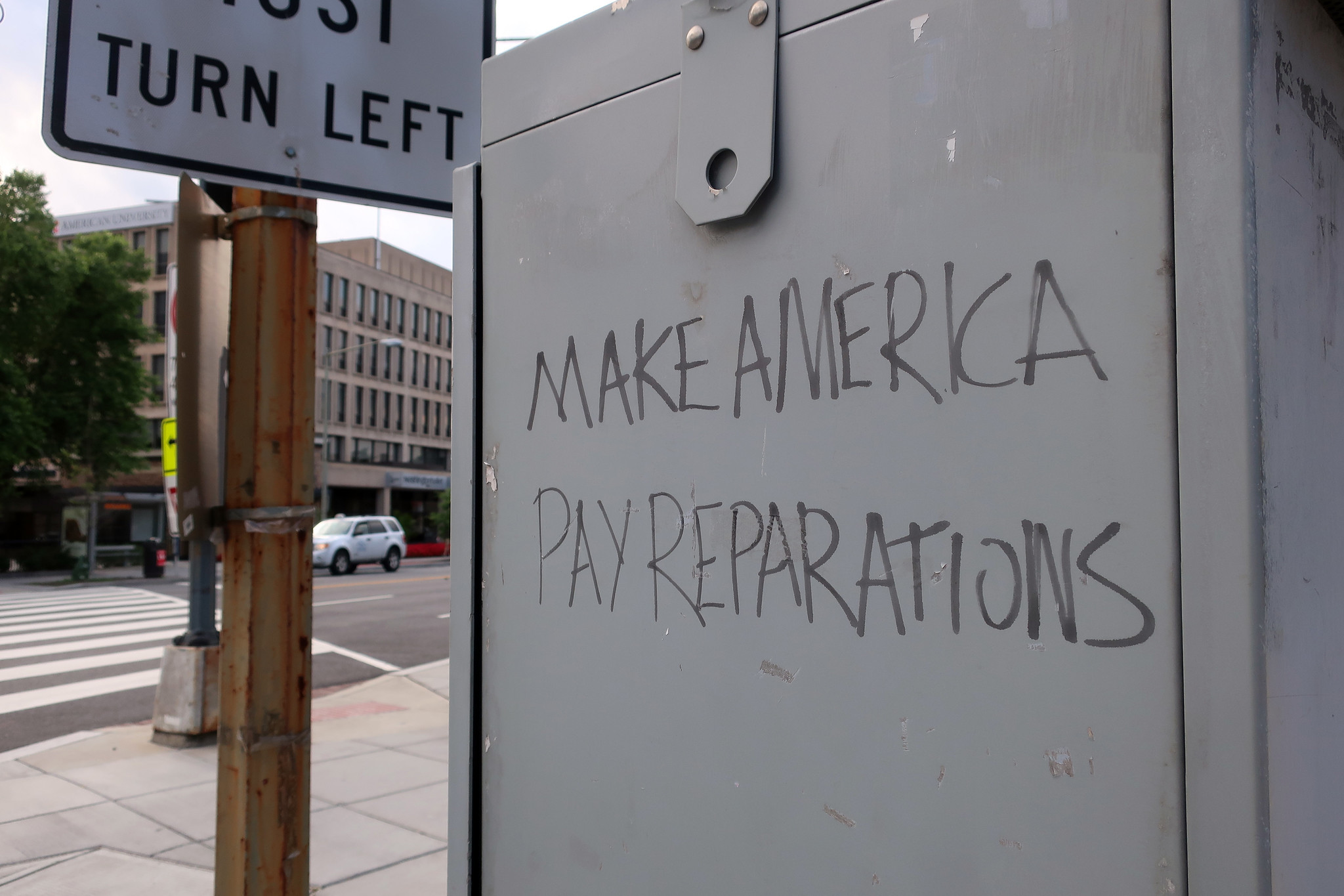 Why and How Whites Should Pay Reparations – In the Words of One Colonizer