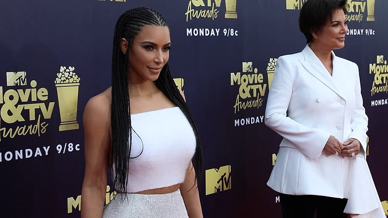 Is Kim Kardashian a Person of Color?