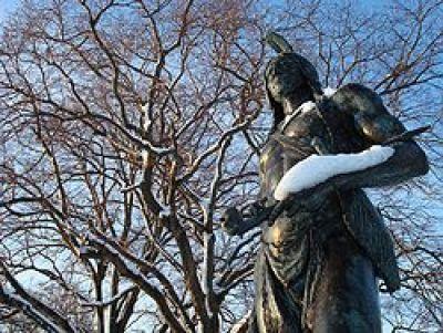 Massasoit statue, Kansas City