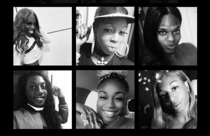 6 African trans women found dead in a brutal 9 day stretch: photo credit them.https://www.google.com/amp/s/www.them.us/story/six-black-trans-women-were-found-dead-in-nine-days/amp