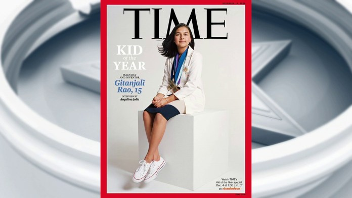 Header Image, TIME magazine features