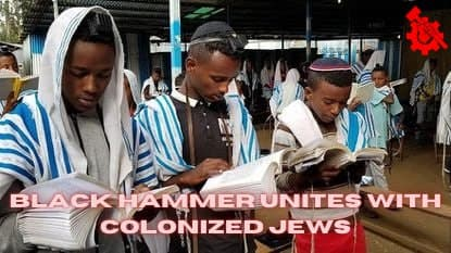 African Jews See Continued Persecution from israeli Government and Pigs cover image