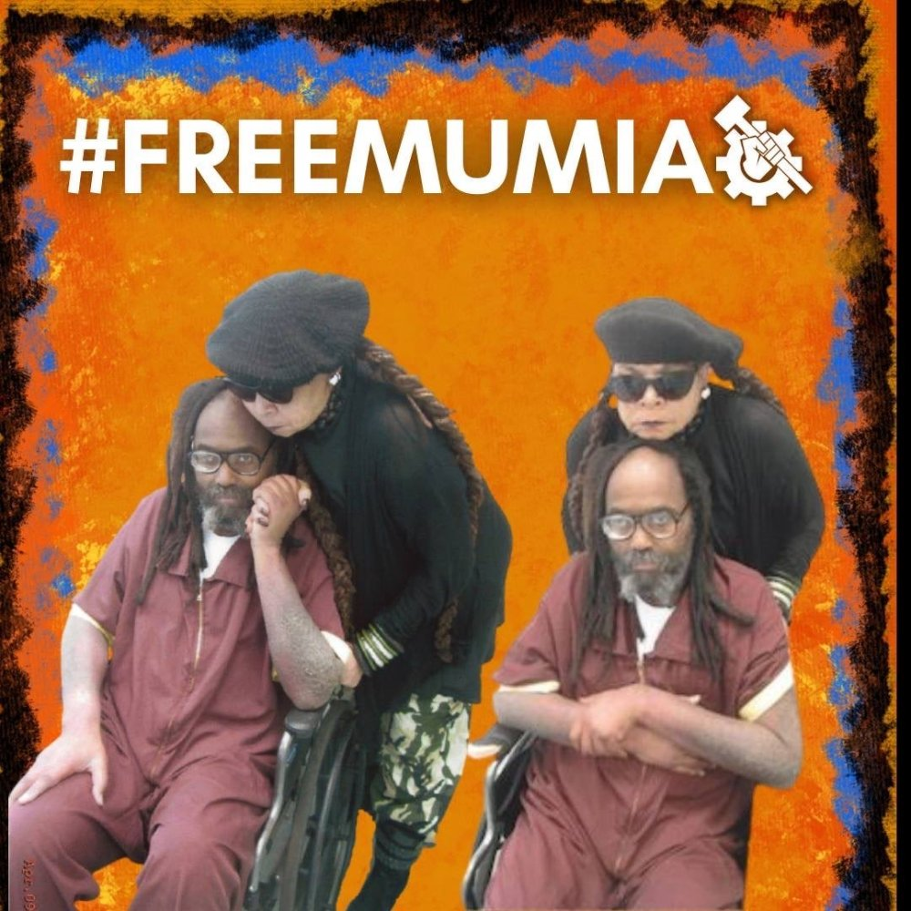 Free Mumia BHO instagram post