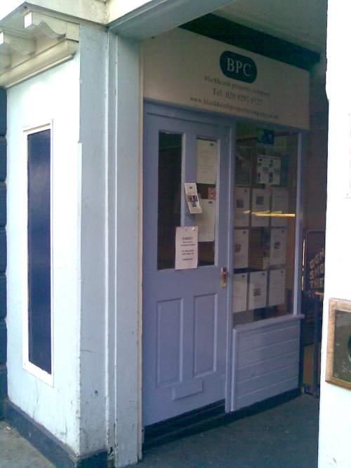 Blackheath Property Company hut