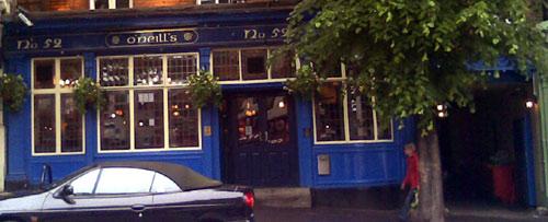 O\'Neils Pub